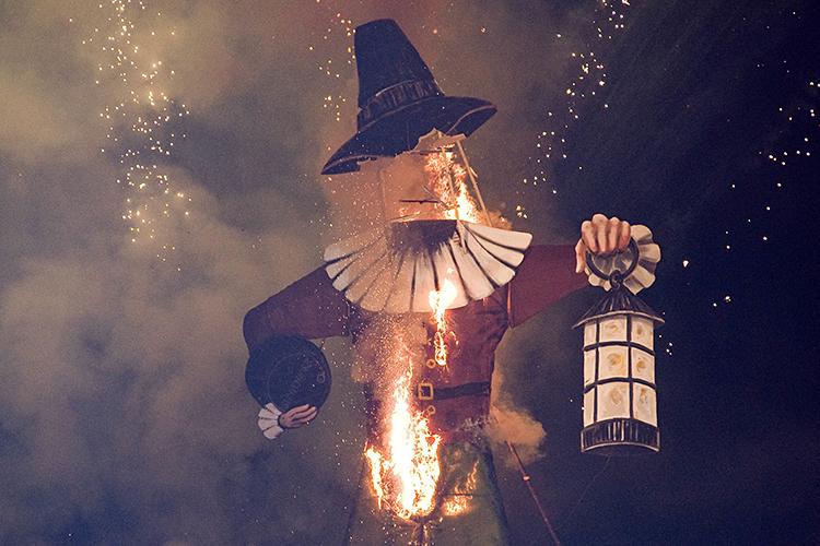 guy fawkes bonfire night gunpowder plot