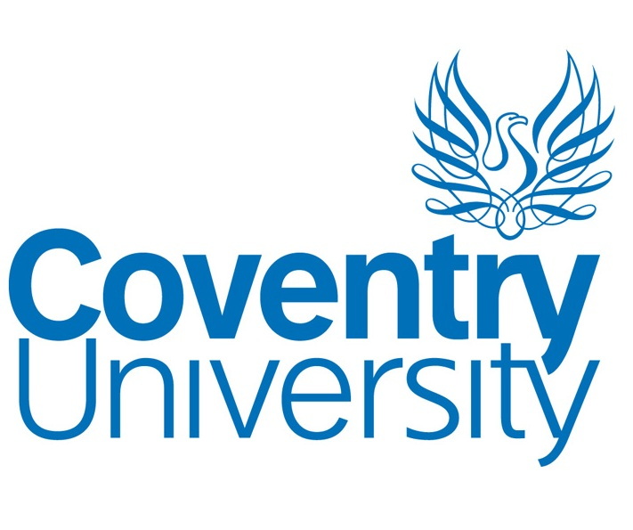 Coventry University – Postgraduate Courses beginning in May 2017
