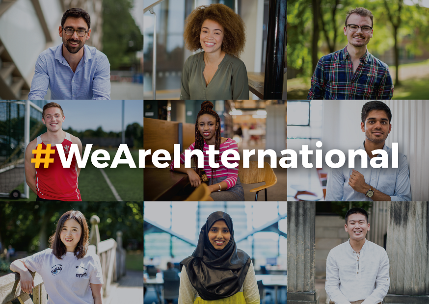 Universities Working Hard to Overcome Trump and Brexit Fears: #WeAreInternational